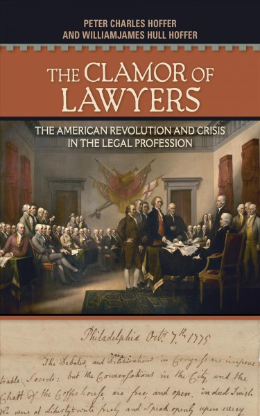 The Clamor of Lawyers