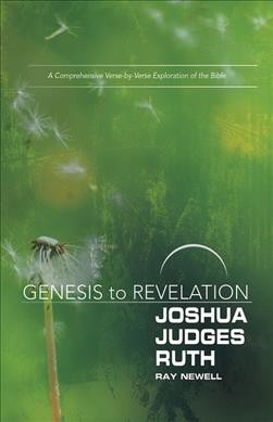 Joshua, Judges, Ruth Participant Book