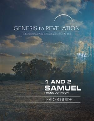 1 and 2 Samuel Leader Guide
