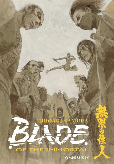Blade of the Immortal Omnibus 9