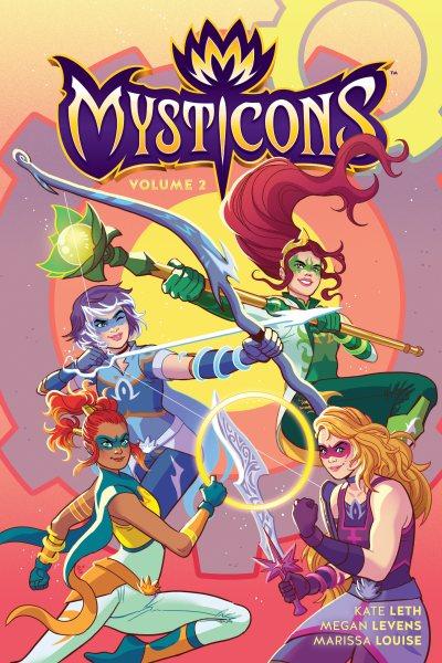 Mysticons 2