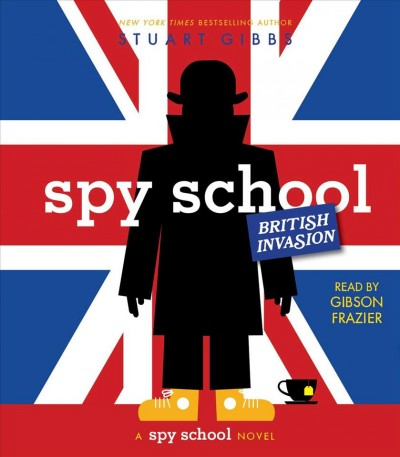 Spy School British Invasion (有聲CD版)