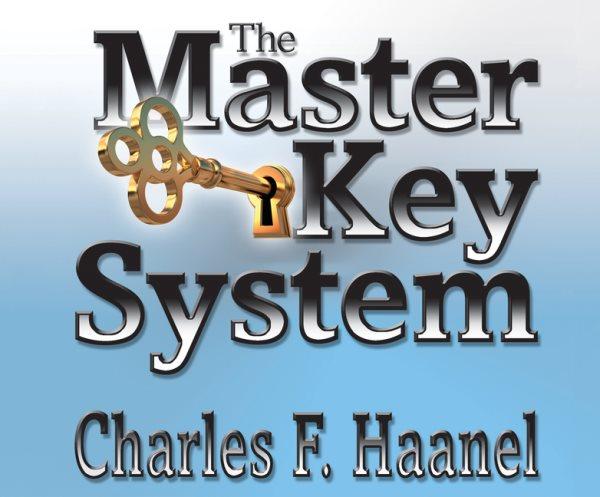 The Master Key System(有聲CD)