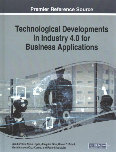 Technological developments in industry 4.0 for business applications /