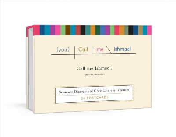 Call Me Ishmael Postcards