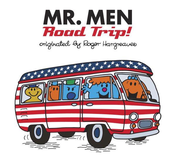 Mr. Men Road Trip!