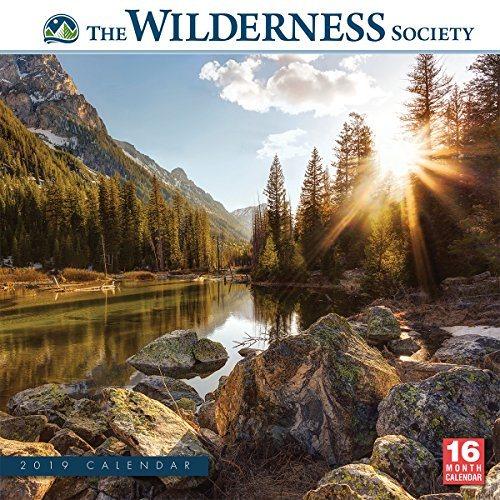 The Wilderness Society 2019 Calendar