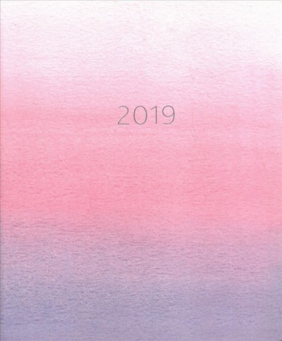High Note Mindfulness Sunrise Organizer 2019 Weekly Planner - July 2018 to December 2019