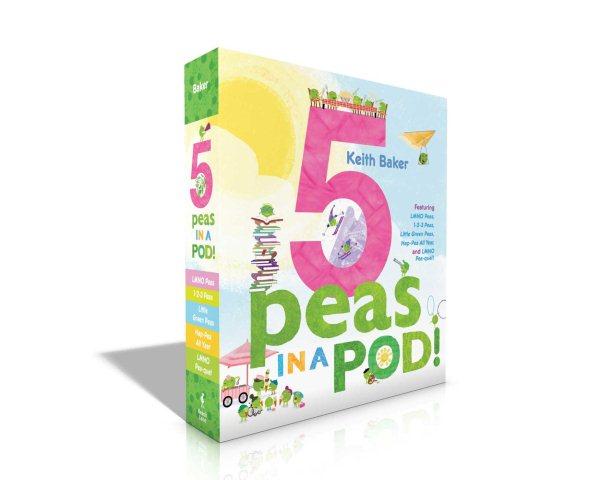 5 Peas in a Pod!