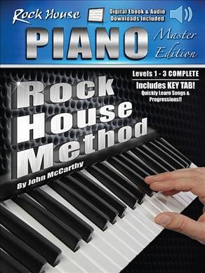 The Rock House Piano Method