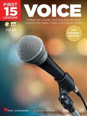 First 15 Lessons - Voice