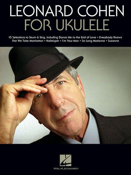 Leonard Cohen for Ukulele