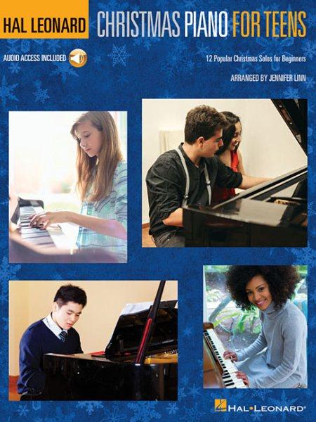 Hal Leonard Christmas Piano for Teens