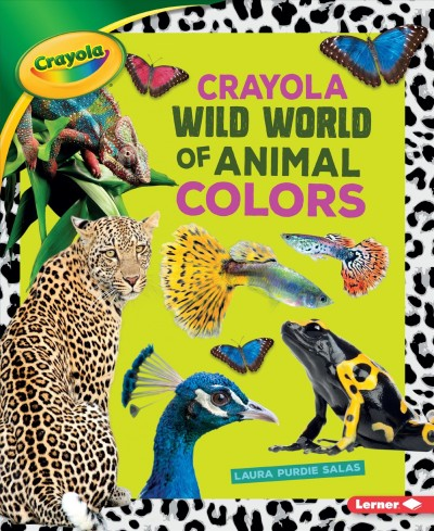 Crayola Wild World of Animal Colors
