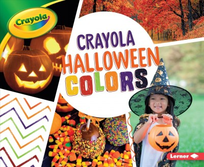 Crayola Halloween Colors