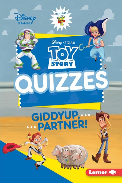 Toy Story Quizzes