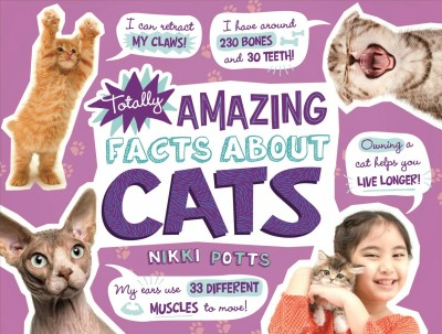 Totally Amazing Facts About Cats