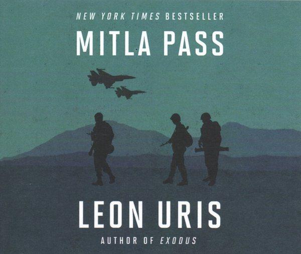 Mitla Pass(有聲CD)