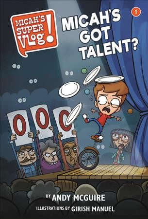Micah's Got Talent?