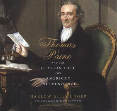Thomas Paine and the Clarion Call for American Independence(有聲CD)
