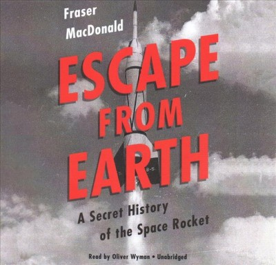 Escape from Earth(有聲CD)