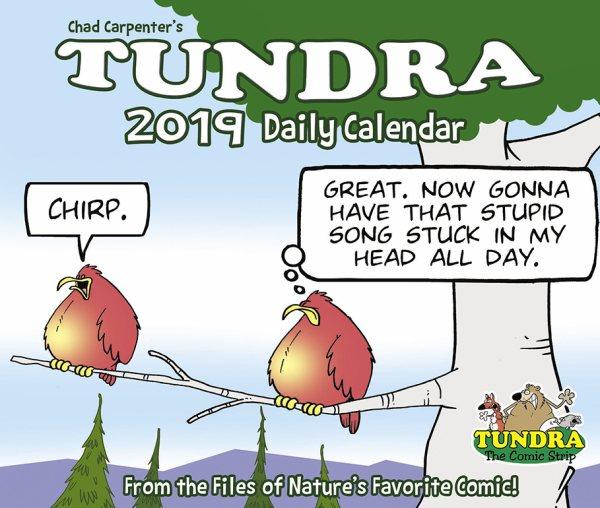 Tundra 2019 Calendar