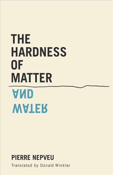 The Hardness of Matter and Water
