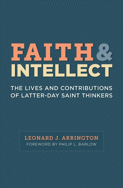 Faith and Intellect