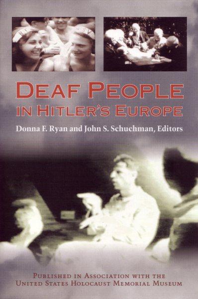 Deaf People in Hitler\