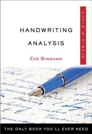 Handwriting Analysis Plain & Simple
