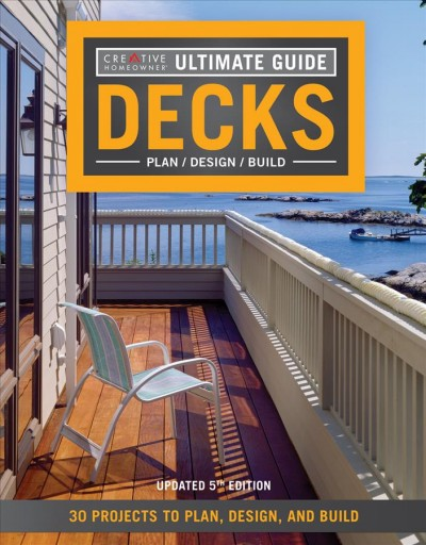 Ultimate Guide: Decks, 5th Edition