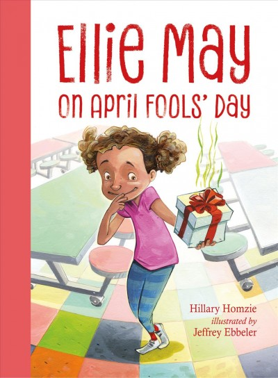 Ellie May on April Fools\