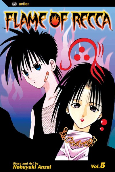 Flame of Recca, Volume 5