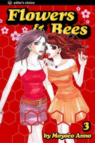 Flowers and Bees Volume 3