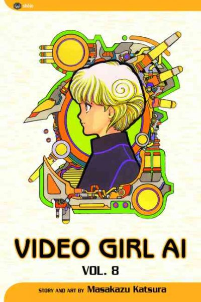 Video Girl Ai Vol. 8
