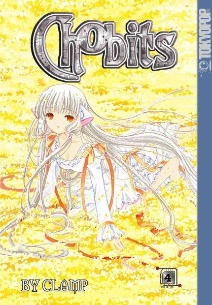 Chobits, Volume 4
