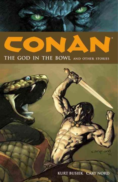 Conan: The God in the Bowl and Other Stories