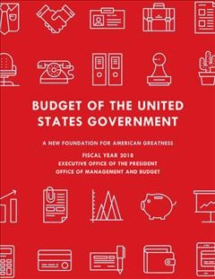 Budget of the United States Government, Fiscal Year 2018