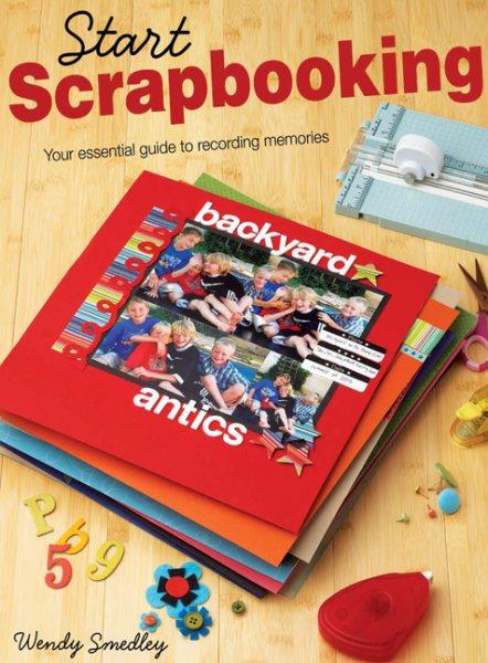 Start Scrapbooking
