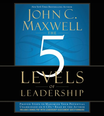 The Five Levels of Leadership(有聲CD)