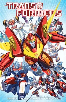 Transformers: More Than Meets the Eye 1