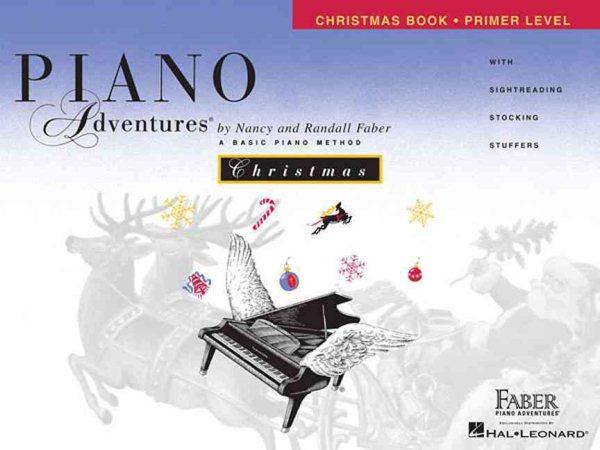 Piano Adventures Christmas Primer Level