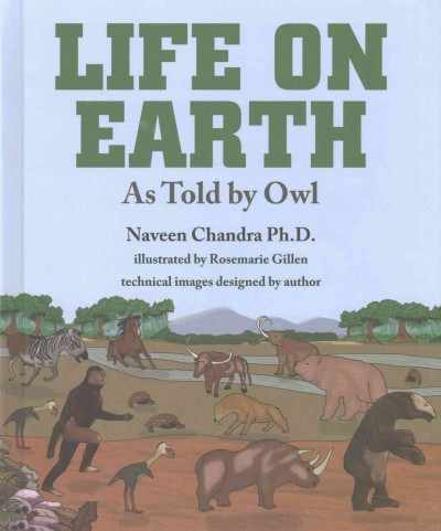 Life on Earth As Told by Owl