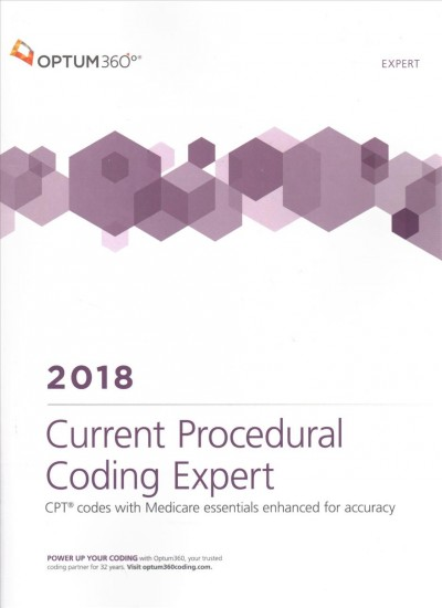 Current Procedural Coding Expert 2018