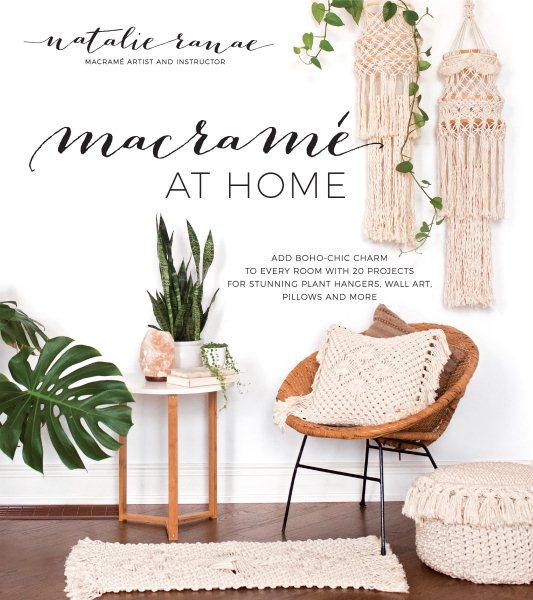 Modern Macrame at Home