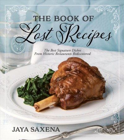 The Book of Lost Recipes