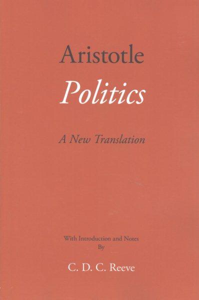 Politics : a new translation /