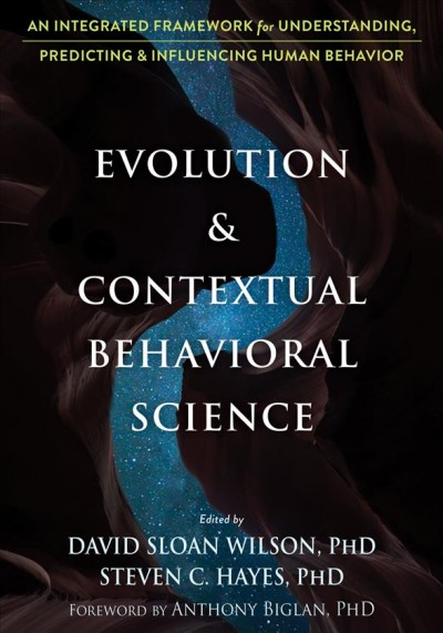 Evolution and Contextual Behavioral Science
