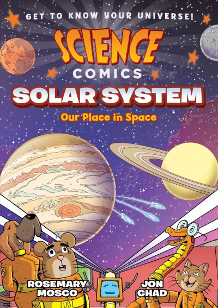 Science Comics Solar System