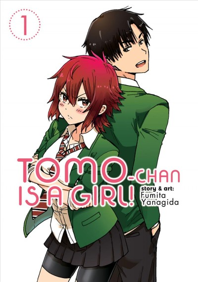 Tomo-chan Is a Girl! 1